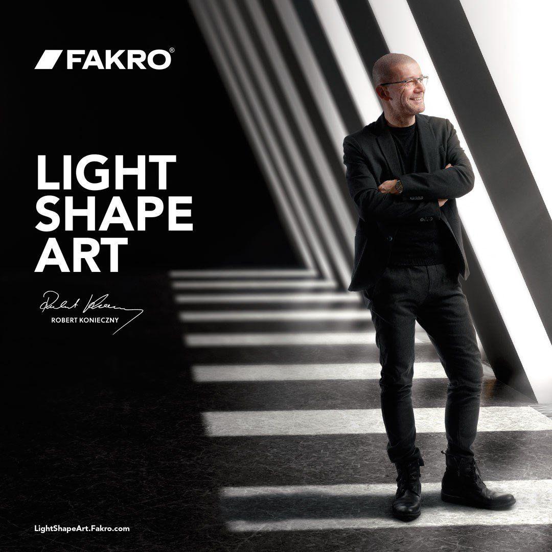 Robert Konieczny è il nuovo brand ambassador del Gruppo FAKRO