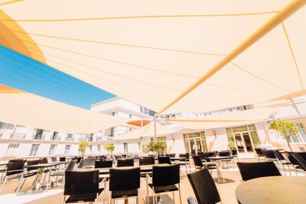 Efficientamento & Comfort per l'outdoor: a Firenze, tutta l'expertise KE al servizio degli architetti