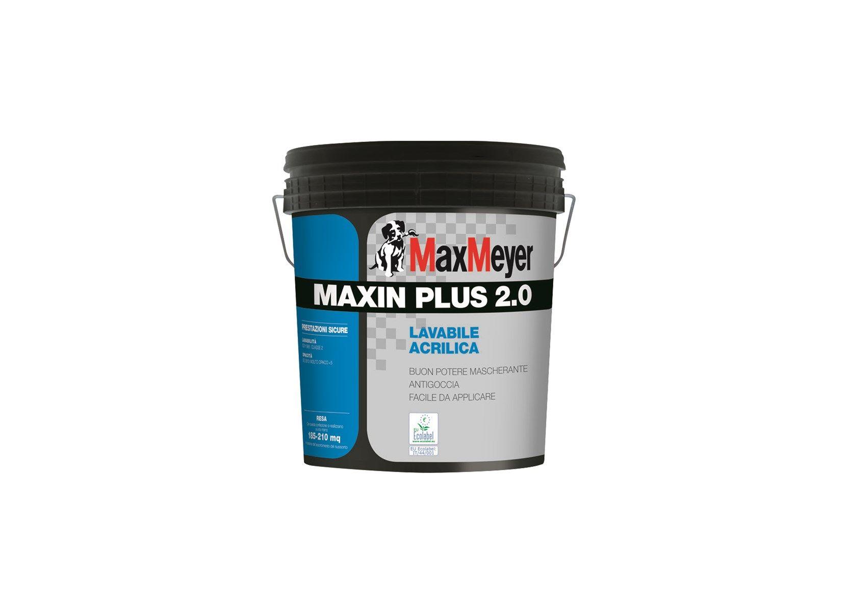MaxMeyer presenta Maxin Plus e Maxin Plus 2.0