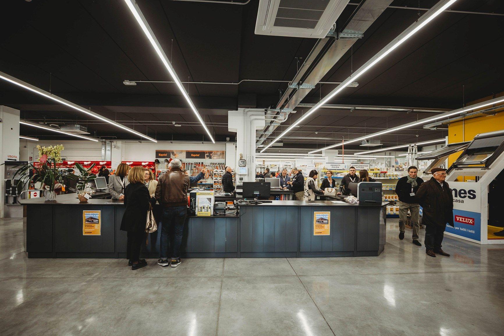 A Cesano di Senigallia inaugurato Edilmarket di BigMat Comes: un nuovo centro edile a servizio della città