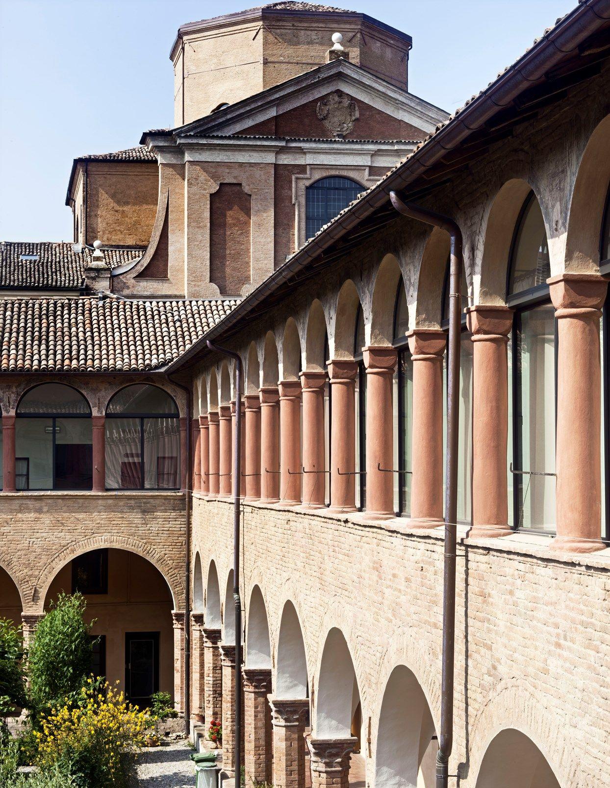 Secco Sistemi: ritorna la luce sul monastero di Santa Chiara – Carpi