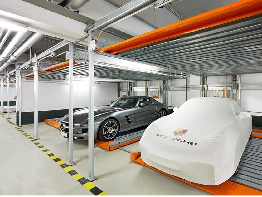 Il parcheggio meccanizzato semiautomatico: creare posti auto guardando alla rivalutazione degli immobili