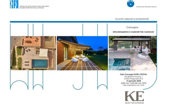 Il know-how KE per gli architetti della provincia di Treviso