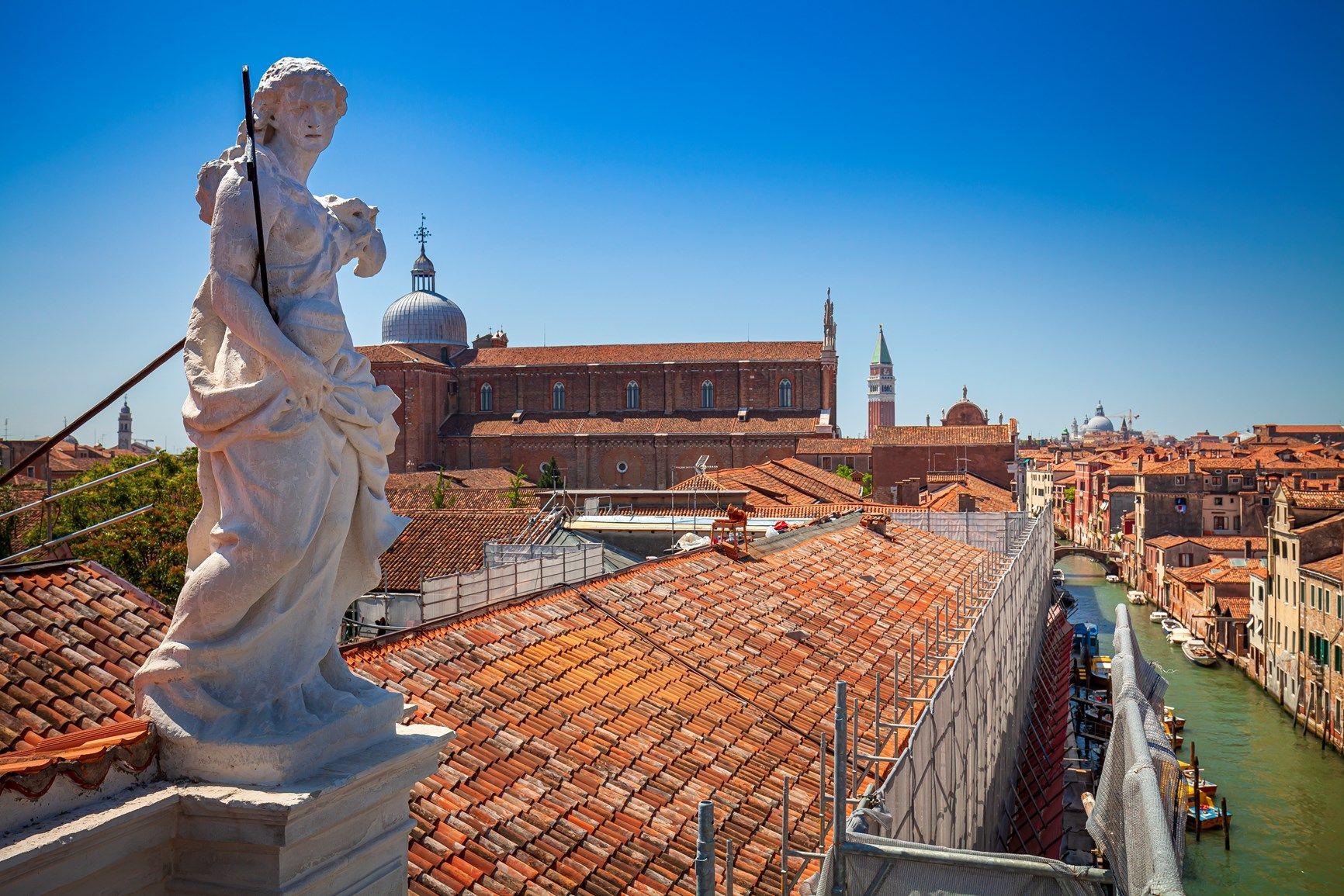 AERtetto per l'Ospedale Santi Giovanni e Paolo di Venezia