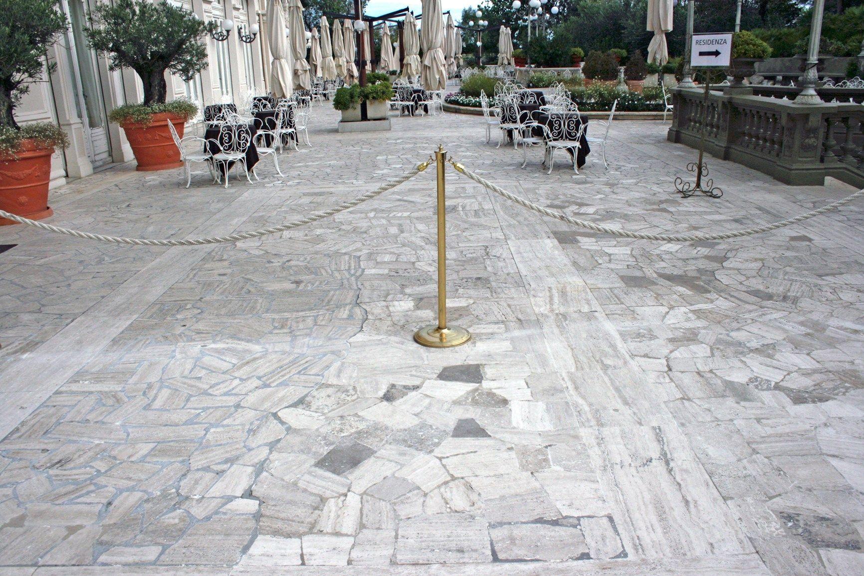 Protezione invisibile per il Grand Hotel di Rimini