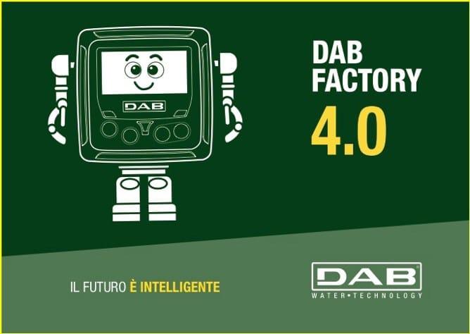DAB PUMPS e il MES, l'evoluzione digitale è cominciata