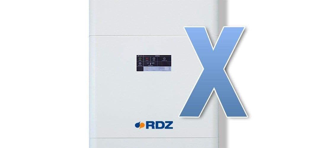 RDZ amplia la gamma di pompe di calore con l'unità interna Floor X