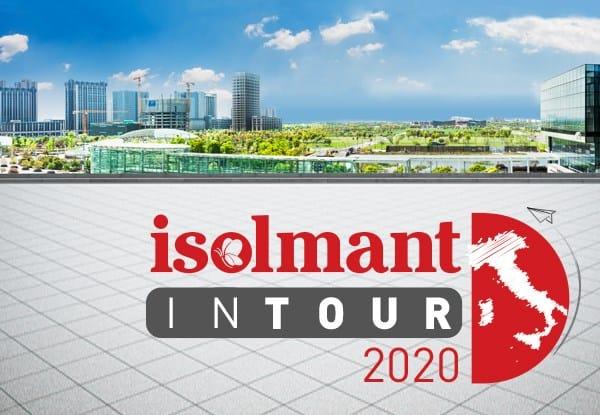 Riparte il tour formativo di Isolmant