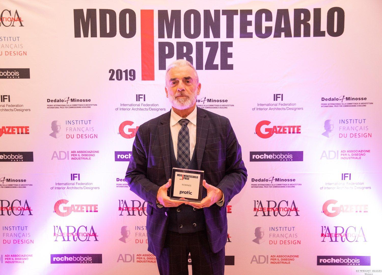 Brera di Pratic, menzione d'onore al MDO. Montecarlo Prize 2019