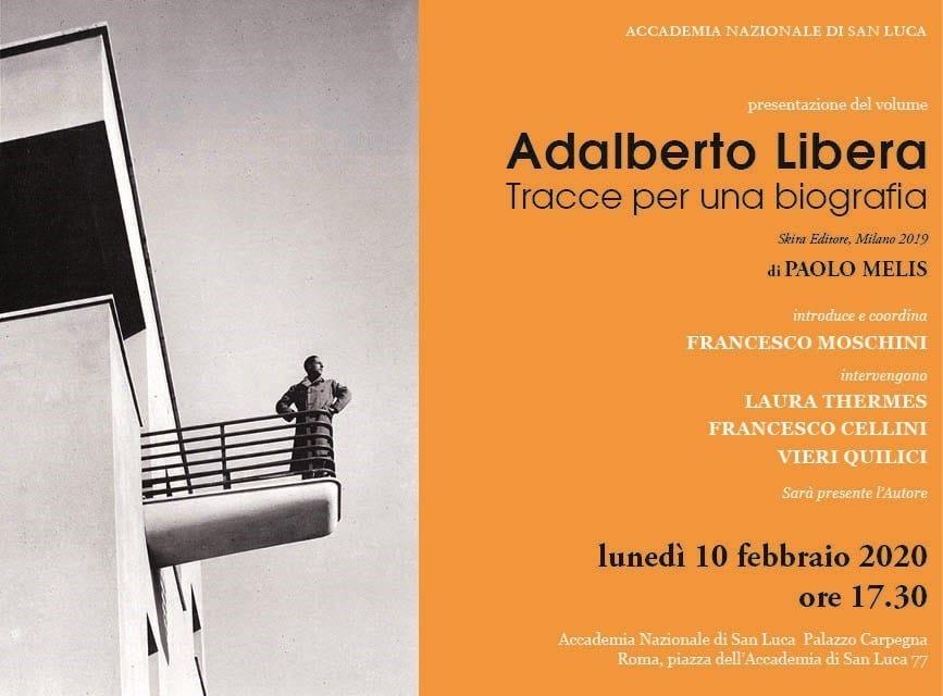 'Adalberto Libera. Tracce per una biografia'
