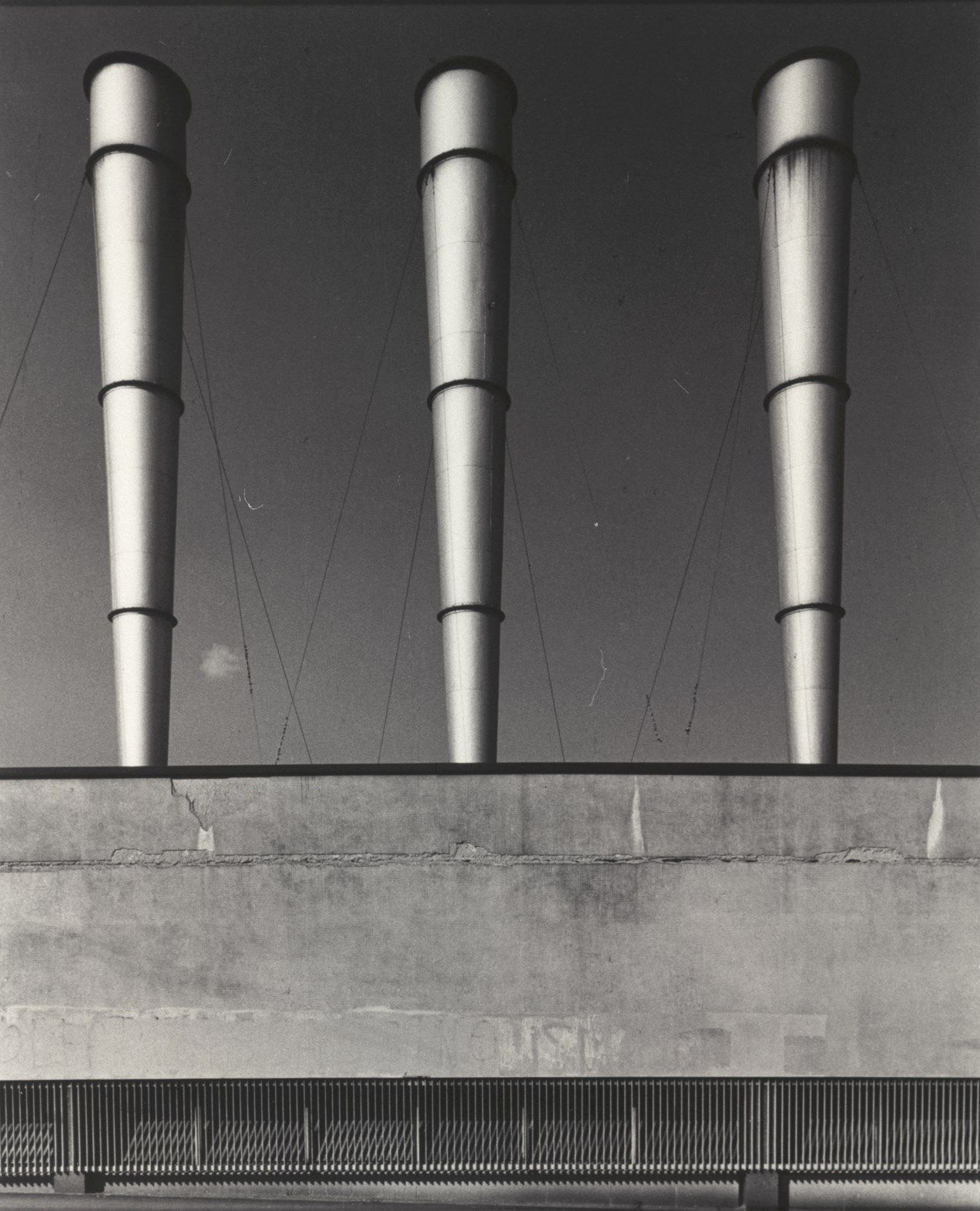 Gabriele Basilico, Milano 1978-80 (3069 fot.13), 1980 © Gabriele Basilico / Studio Basilico, Milano
