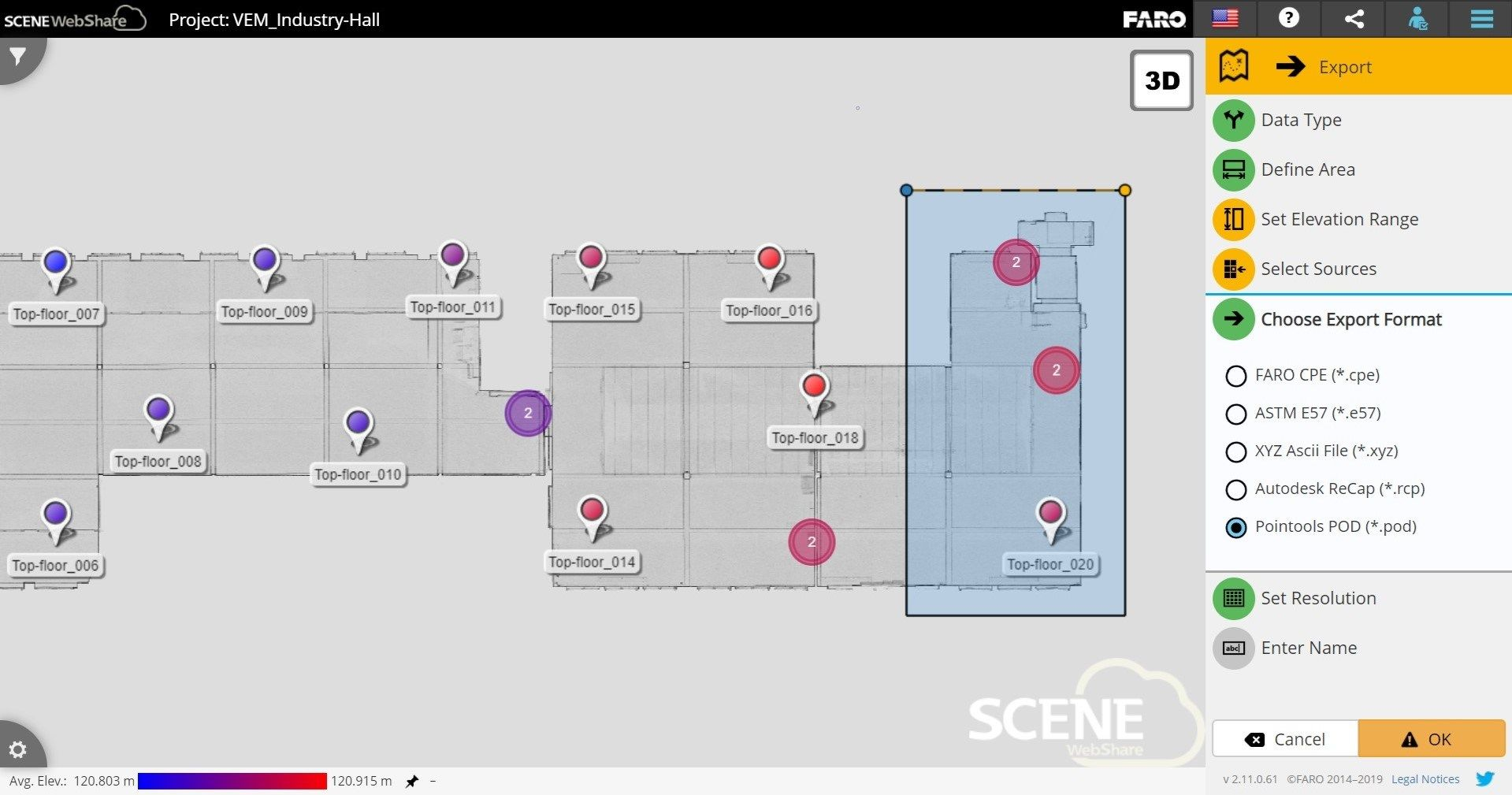 CAM2® presenta il nuovo aggiornamento SCENE WebShare Cloud 2.11