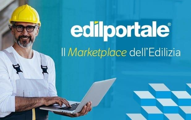 Cresce velocemente il Marketplace di Edilportale. Così l'Edilizia oggi si compra (e si vende) online