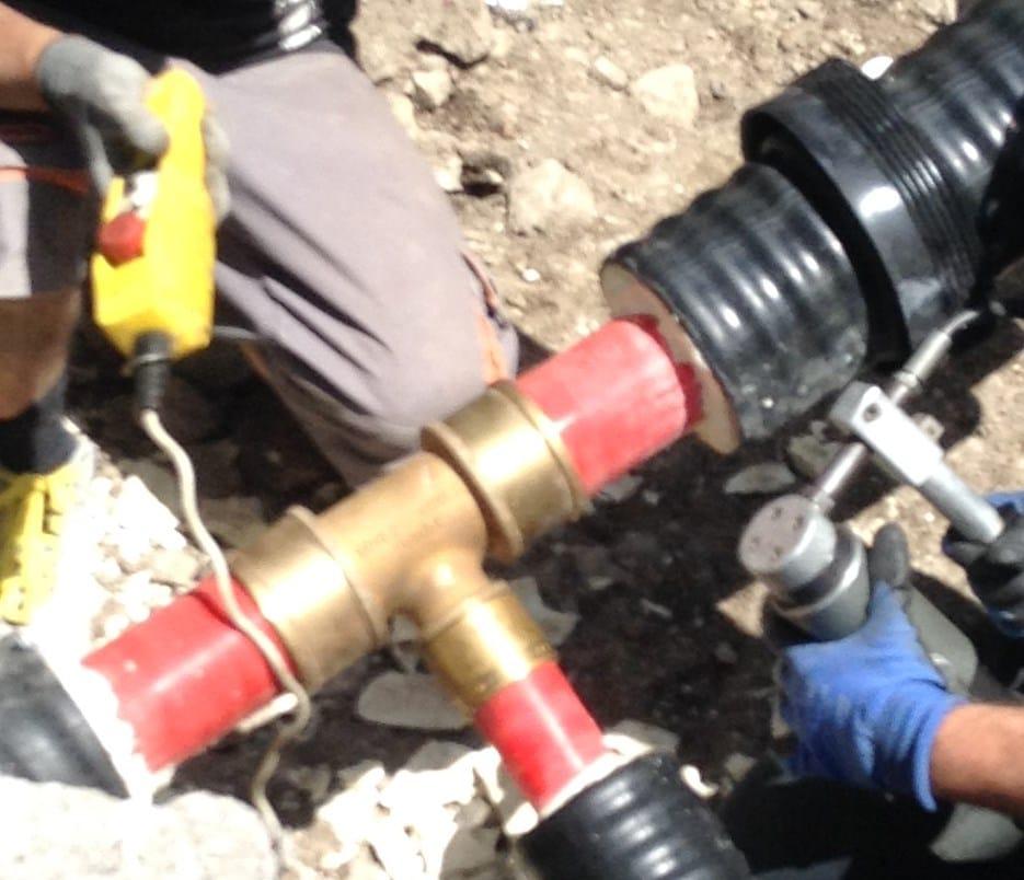 Cippato, energia termica e tubazioni preisolate flessibili a Pescasseroli