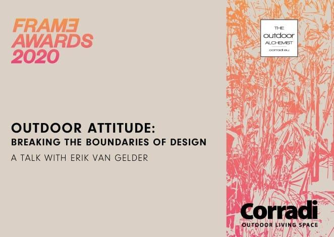 Corradi @ Frame Awards 2020