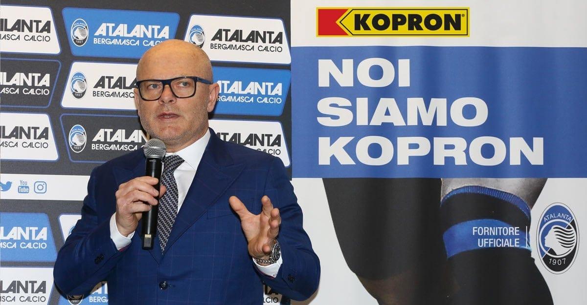 Meeting Kopron Italia in casa dell'Atalanta