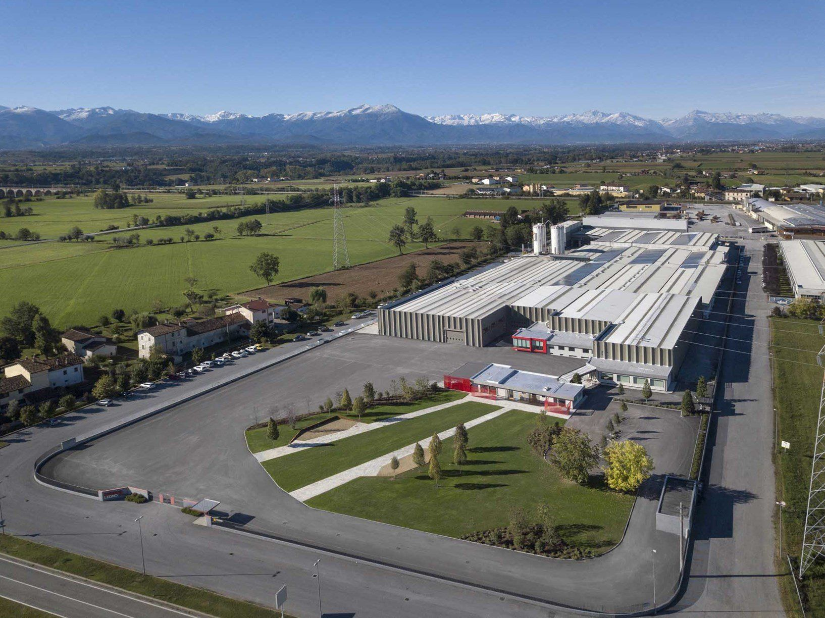 FerreroLegno ottiene la certificazione di sicurezza UNI ISO 45001:2018