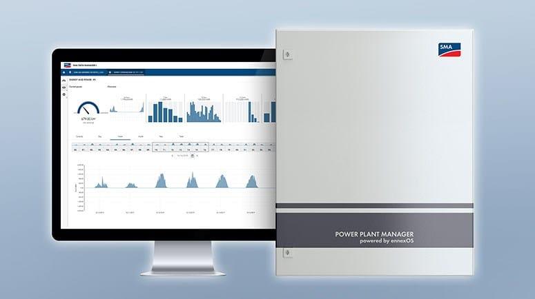 SMA Power Plant Manager