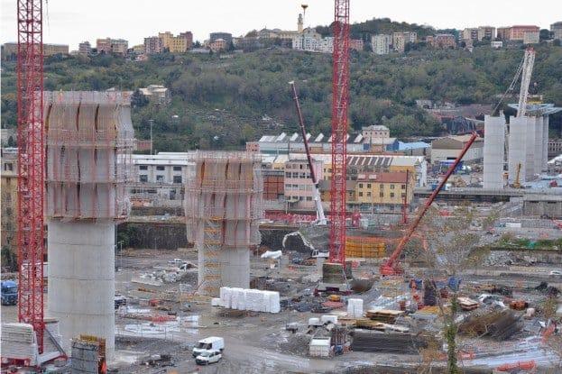 Peri: tempi di costruzione da record per il ponte della rinascita