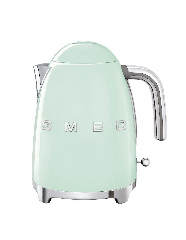 Anni 50 Frigorifero Smeg elettrodomestici in pastel green