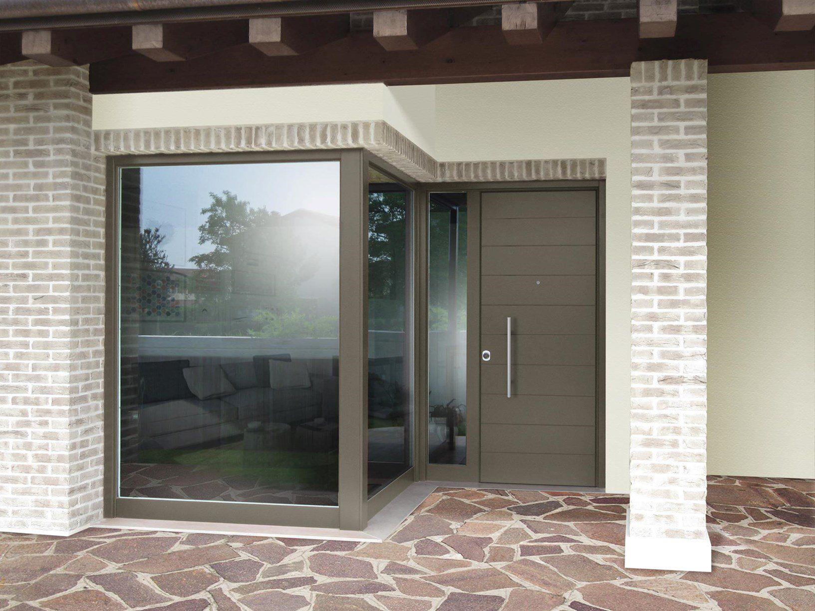 Luminosità in totale sicurezza: le vetrate panoramiche Bauxt