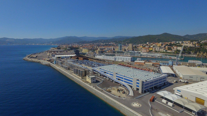 Derbigum per il park multipiano nel porto di Savona
