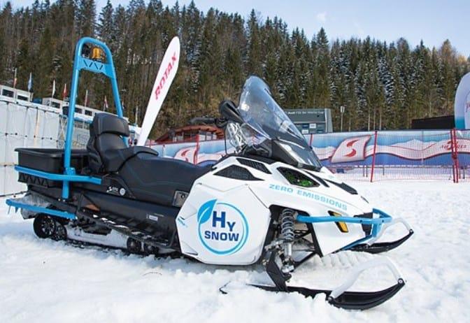 Fronius, tecnologia a idrogeno per un turismo invernale a emissioni zero