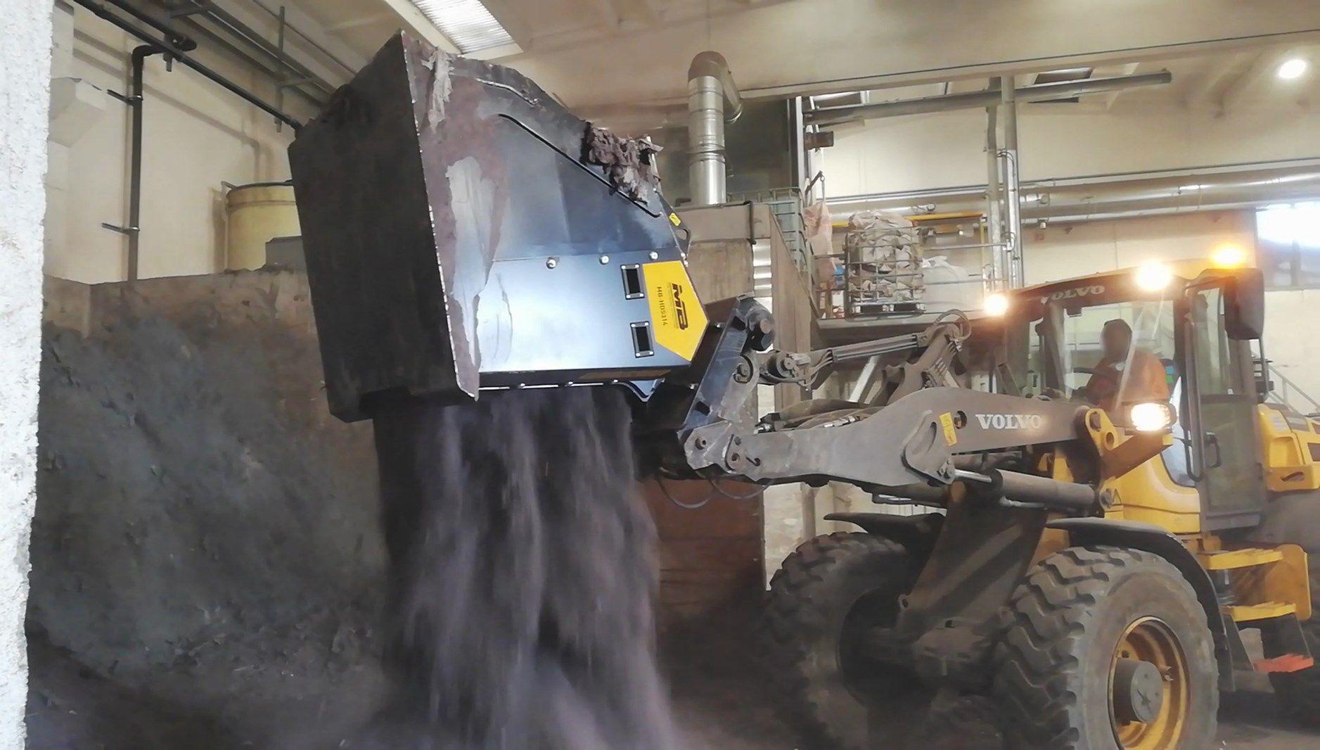 Quali materiali può lavorare la benna selezionatrice MB-HDS? Viaggio nei cantieri del mondo