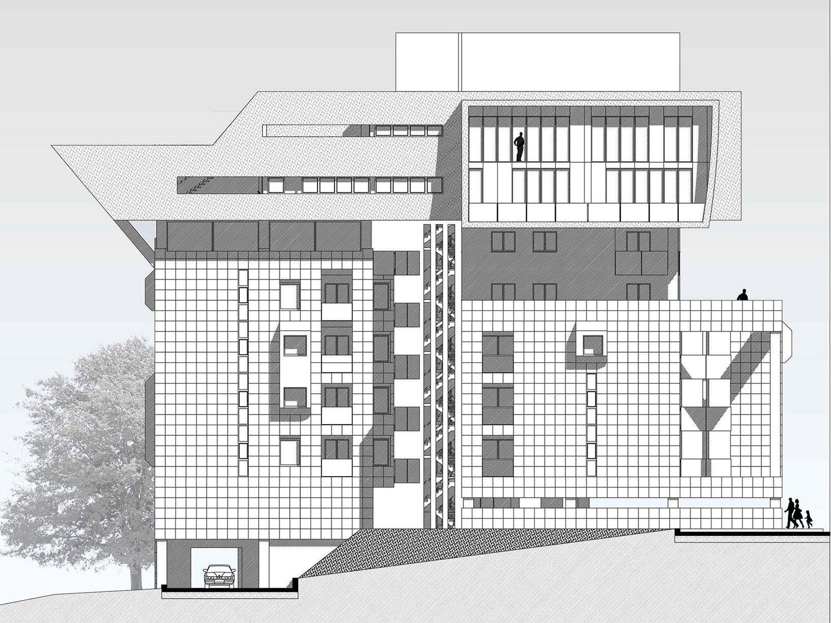 Lavorare In Qatar Architetto malara architetti: controllo e gestione completa del