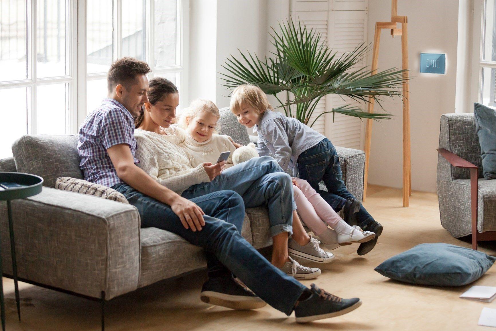 Da iotty 4 regole per stare a casa senza aumentare i consumi