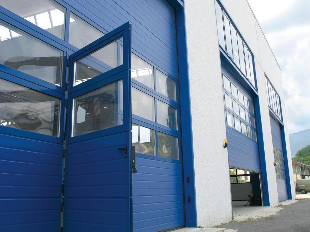 Portoni industriali Breda. le migliori soluzioni per l'azienda