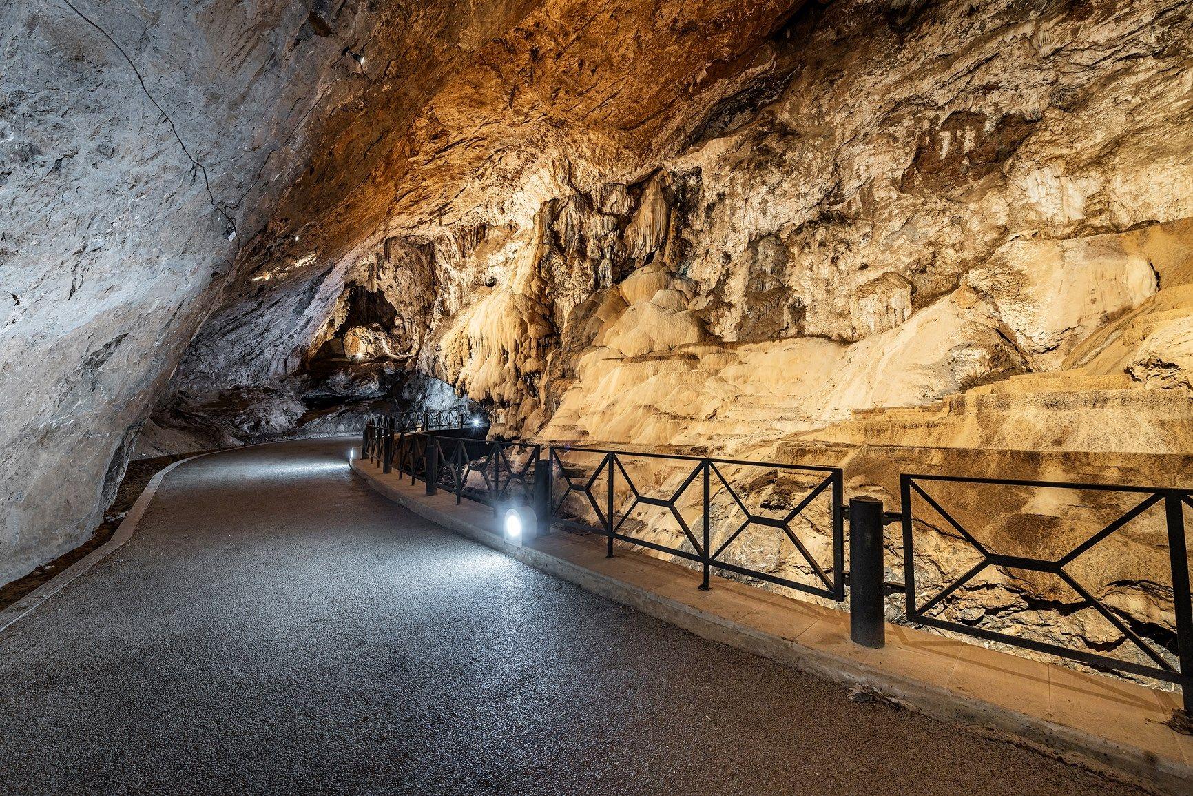 Ipm Italia per le grotte di San Giovanni a Domusnovas Sardegna