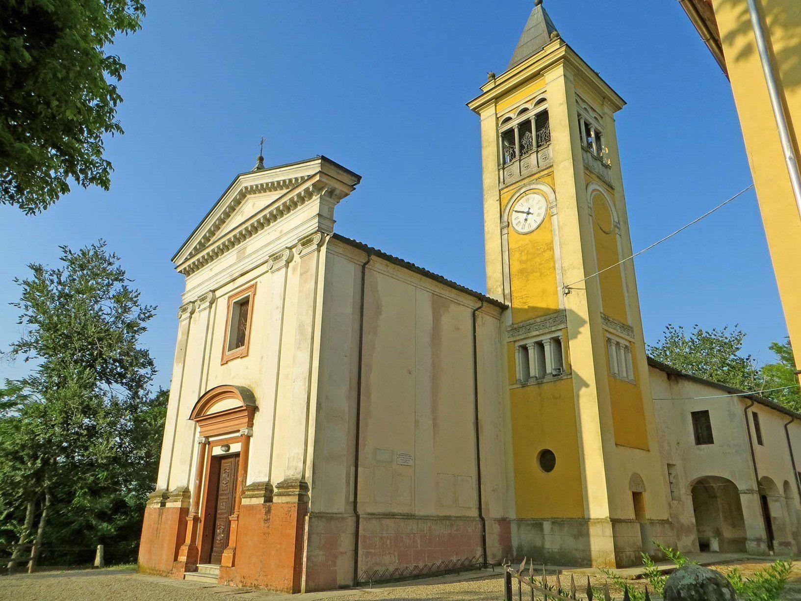 Ruregold per la riqualificazione della Chiesa di Bannone