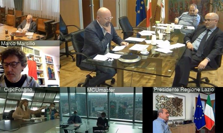 Foto: facebook.com/conferenzadelleregioni