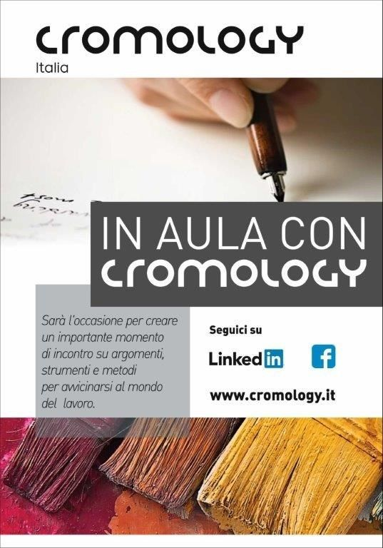 In aula con Cromology