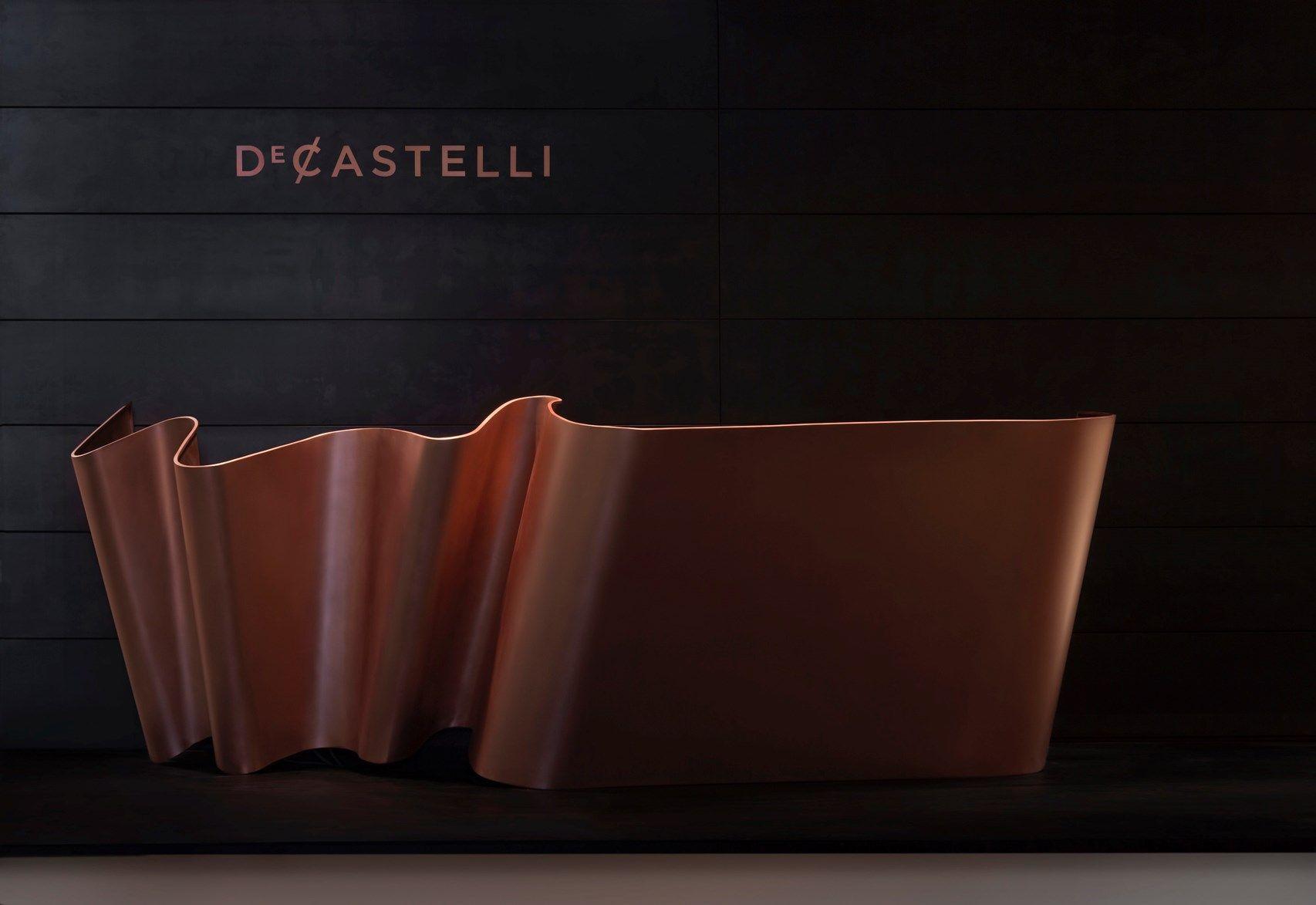 Le sperimentazioni De Castelli sulle proprietà antibatteriche del rame