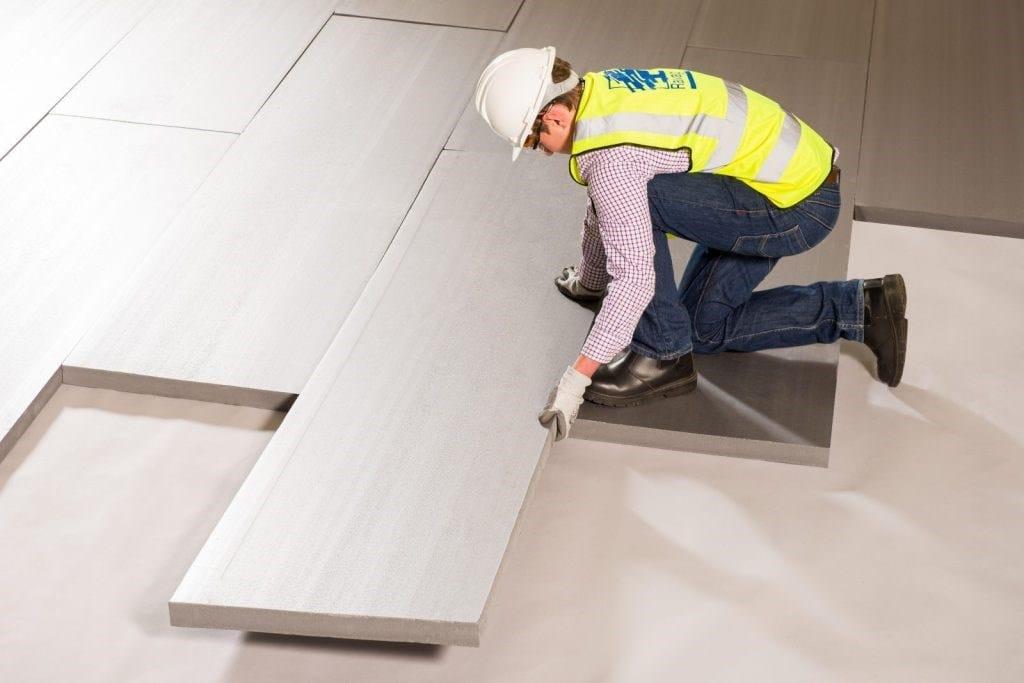 Con le soluzioni Ravago Building Solutions ogni pavimento è ben isolato