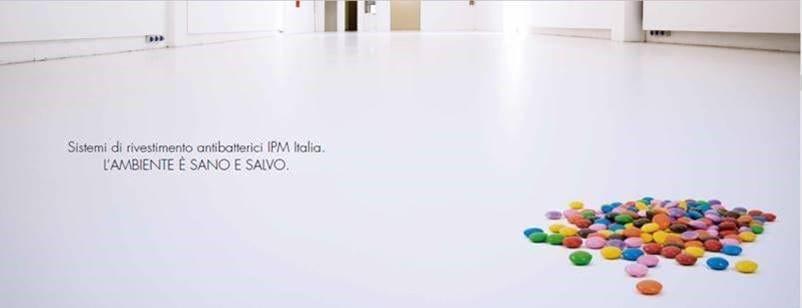 La sanificazione dei pavimenti in resina con IPM SANIX
