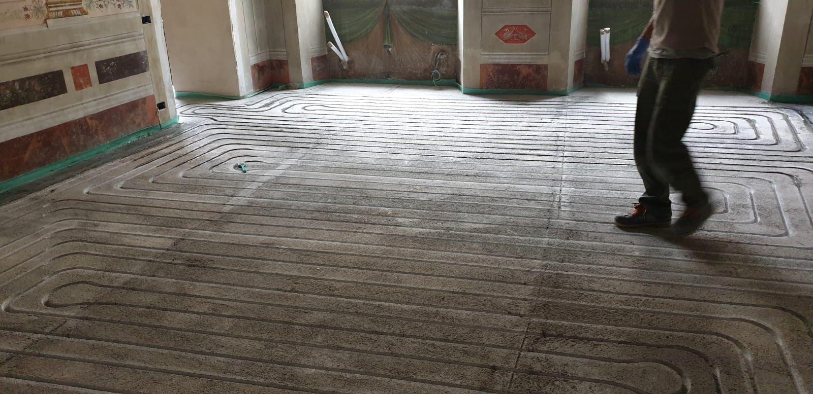 L'innovazione e il comfort di Isolmant per pavimenti radianti e parquet