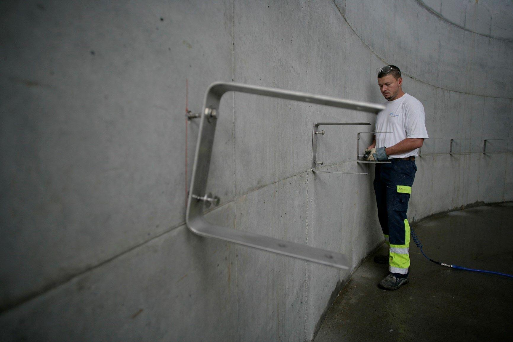 Soluzioni di BRUGG Pipe Systems per la costruzione di un impianto di generazione di biogas