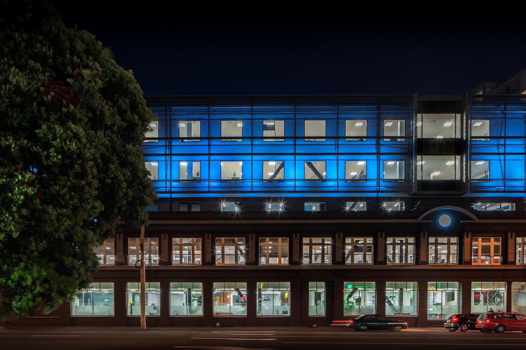 Manthel Motors Building di Wellington - Copyright: Asvisual Andy Spain