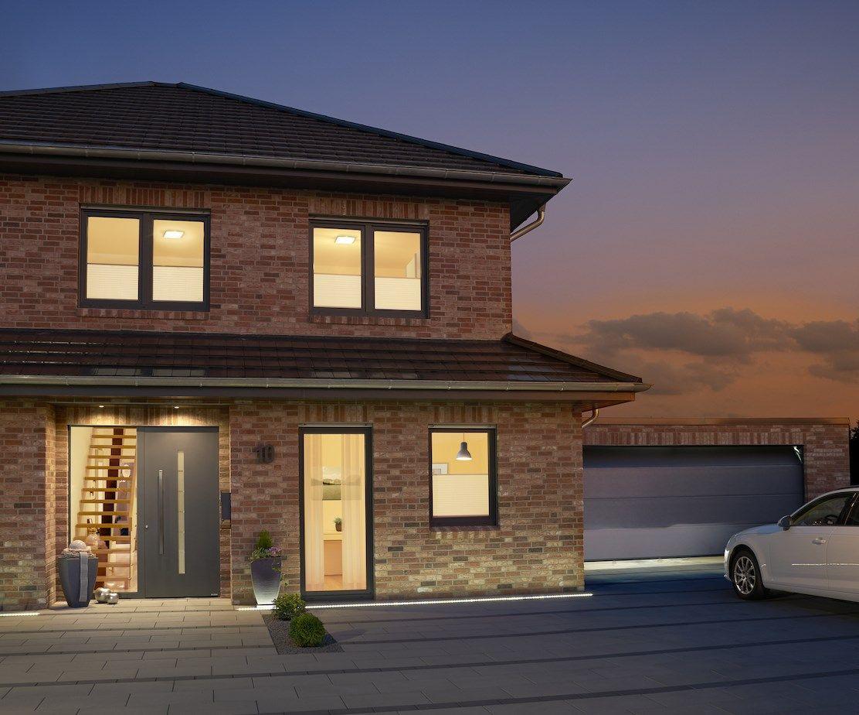 Luminosità ed armonia per una residenza privata dal gusto contemporaneo