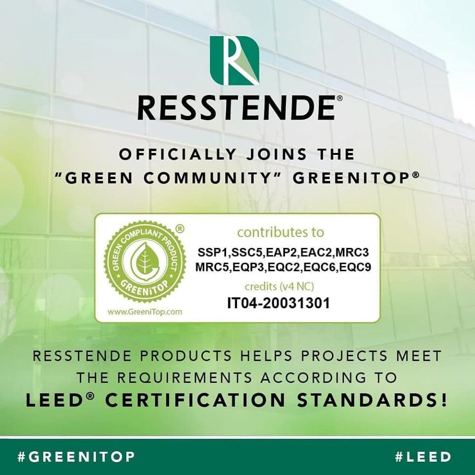 Resstende: la ripartenza in chiave green