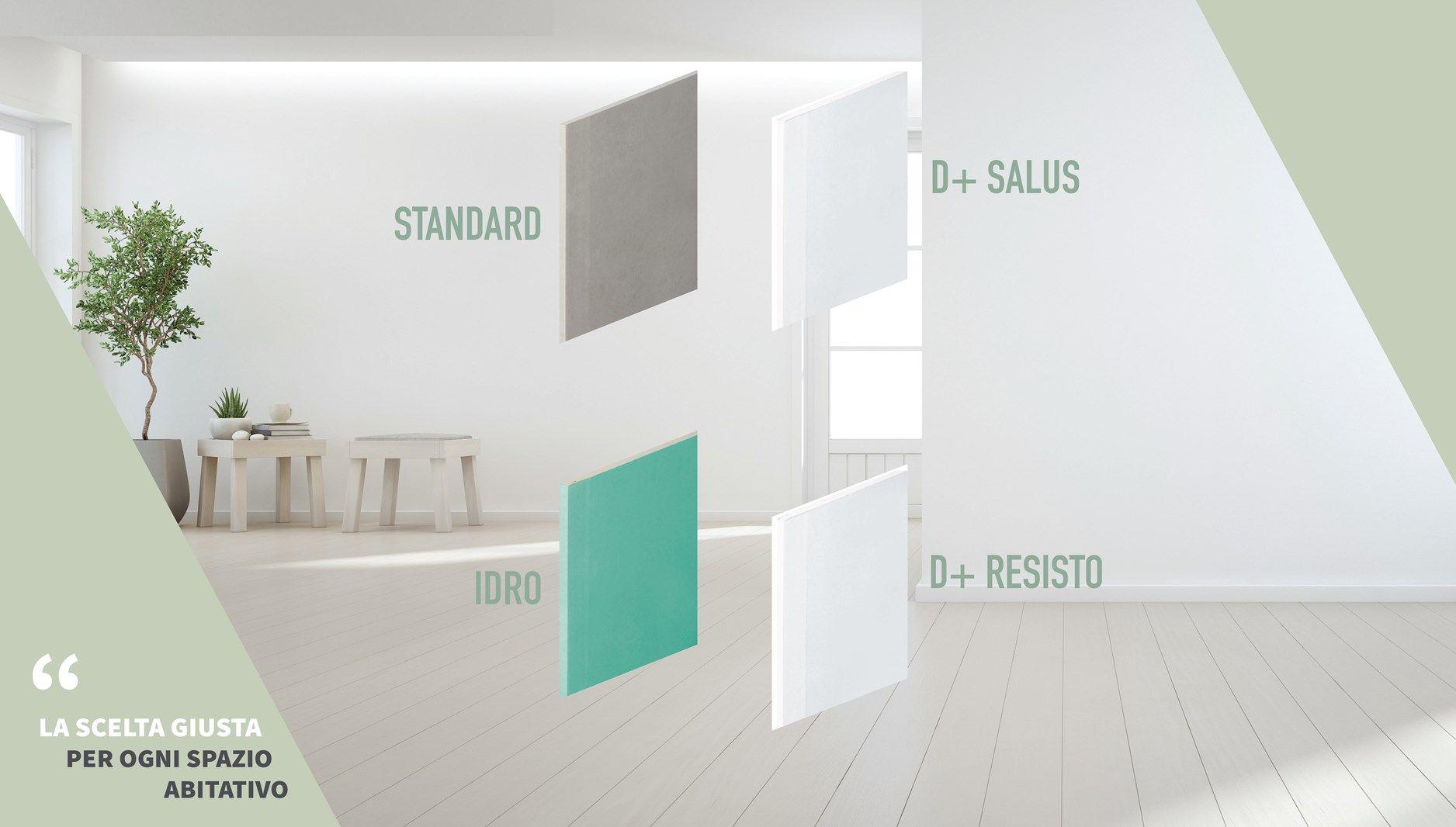 Con il sistema a secco 4you Isolmant rivoluziona  il concetto di riqualificazione e comfort (non solo acustico)