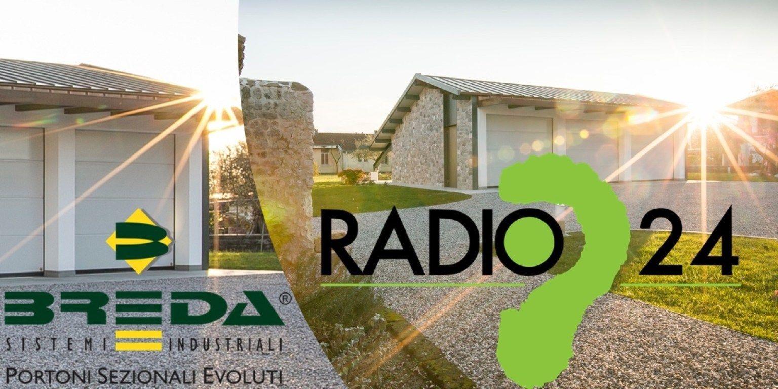 Breda 'segna l'ora' a Radio 24
