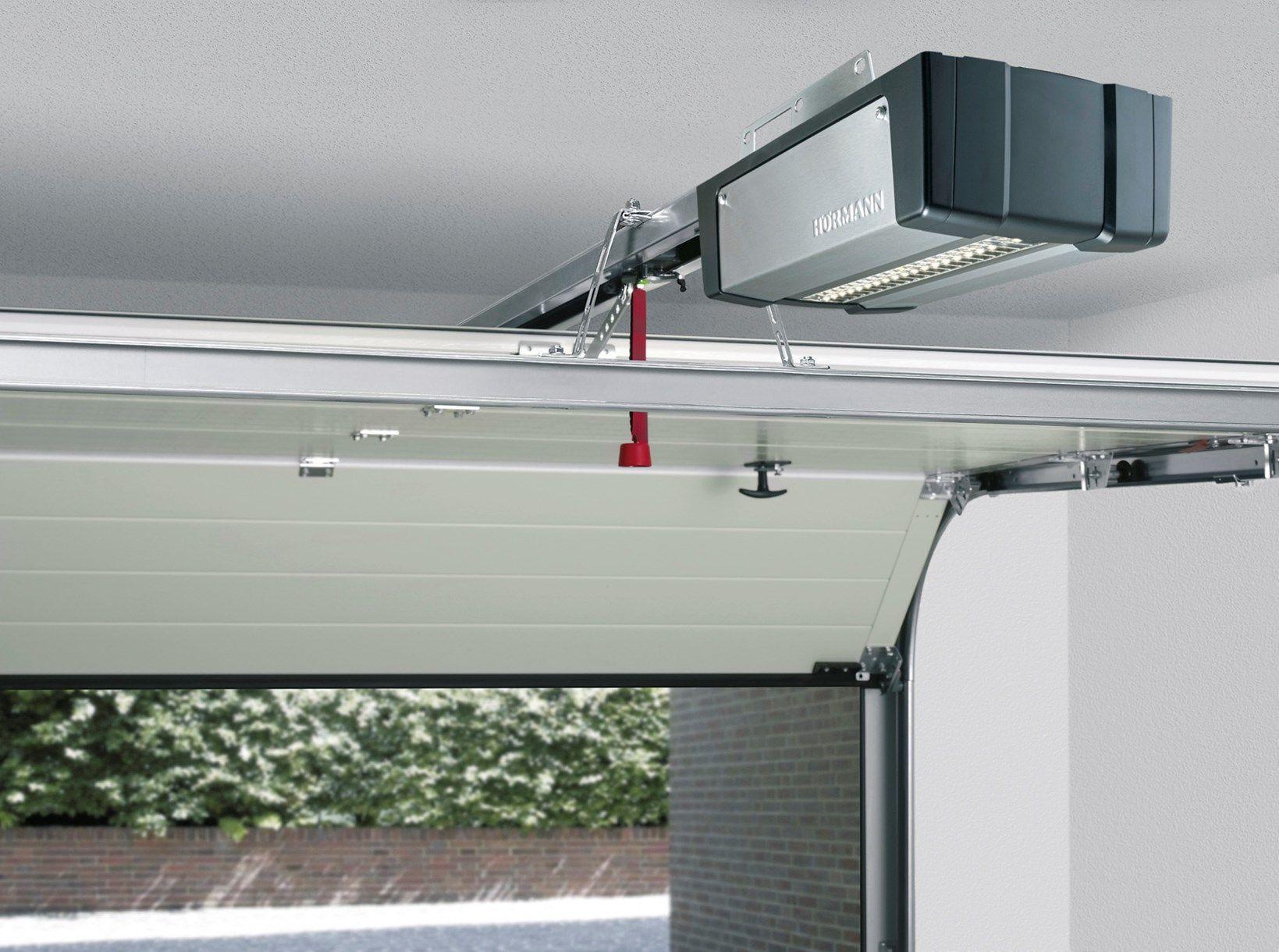 Spazi garage più salubri, grazie alle nuove motorizzazioni Hörmann