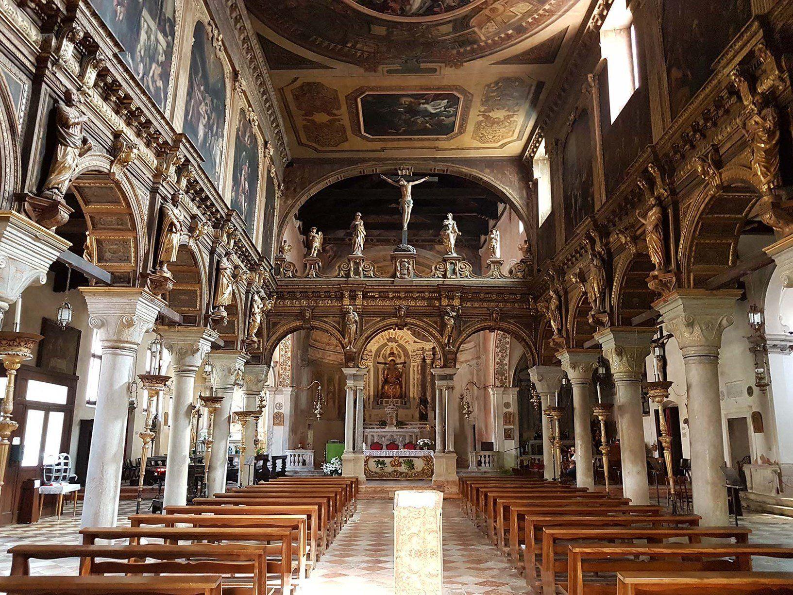 KESSEL protegge una delle più antiche chiese di Venezia