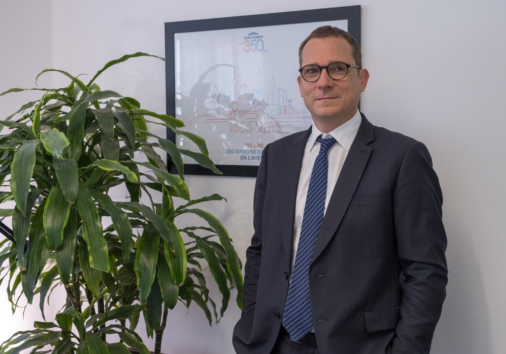 Gaetano Terrasini nominato CEO del Gruppo Saint-Gobain in Italia