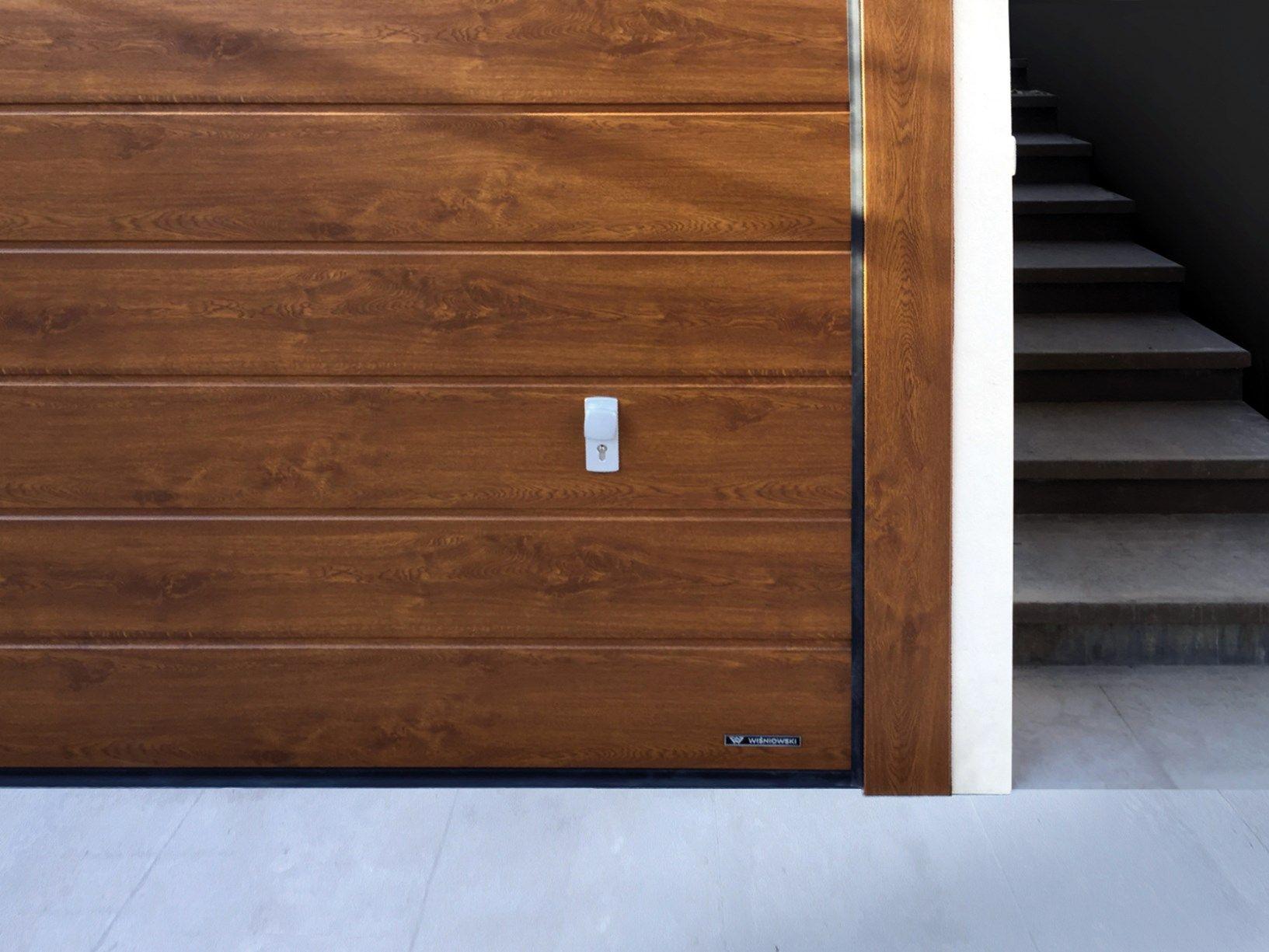 Le soluzioni sostenibili offerte portoni da garage WISNIOWSKI