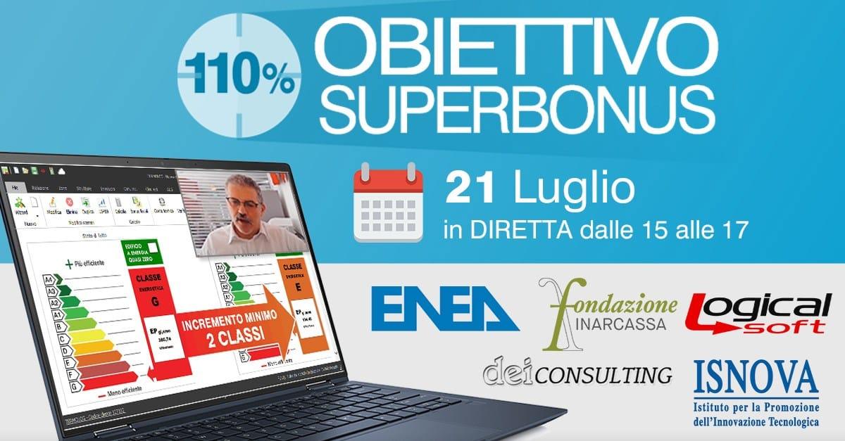 Obiettivo Superbonus 110: la Formazione on line gratuita con ENEA